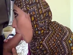 Arab casting couch When Arab woman have money problem, I have the solu