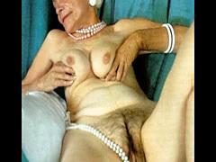 OmaFotzE Chubby Amateur Mature Nudes Compilation