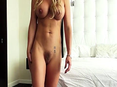 Anal with blonde MILF