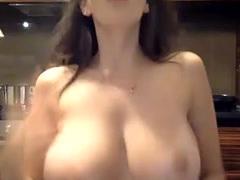 Spirited Big Saggy Tits Minx