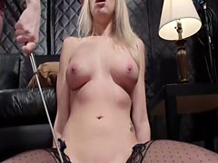 Zoey Monroe fisted by Chanel Preston