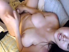 Adorable Asian Hustler With Large Tits