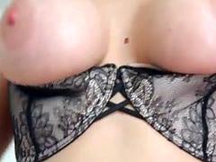iAmPorn - Stella Cox is big tit anal lover