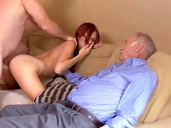 Daddy bear orgasm and hairy old granny anal Frannkie And The Gang Take