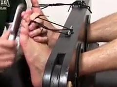 Hairy legs men fetish gay Ticklish Dane Back For More
