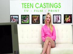 Rough Casting for Sexy Aubrey Gold