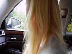 Sassy babe Bailey Brooke earns a hardcore breakup sex