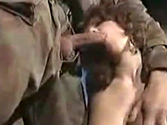 Classic italian big ass anal