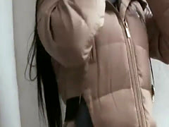 Lovely eurobabe gives head and gets banged by stranger