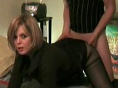 Office secretary fucked by her boss