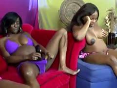 Nasty babe enjoys playing with dildo