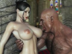 3D toon sex game old man young girl - Watch more on HentaiGarden.com