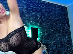 Aroused Amateur Flirt With Large Tits