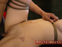 Jail strapon punishment and brutal dildo pussy xxx Big-breasted blondi