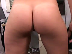 Mexican big tits and public agent brunette Card dealer cashes in that