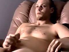 Demo masturbation boy gay Sexy Taz Busts His Second Nutt