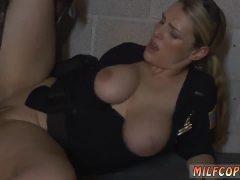 Milf seduction threesome and webcam dildo cum blowjob Fake Soldier Get
