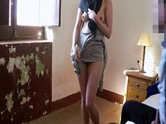 Amateur teen bathroom blowjob and butch strap on A nice, cool Arab gir