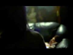 Pom Klementieff tits in a sex scene