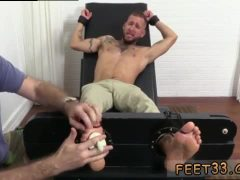 Latino men bare feet gay porn first time Tino Comes Back For More Tick