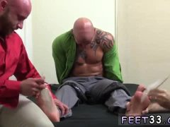 Gay legs worship and foot sleeping cum on download Drake Tickles