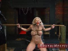 Brutal bondage ass fuck and bunny amanda Big-breasted towheaded bombsh