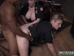 Mom and chum's daughter big black cock xxx Raw movie captures officer