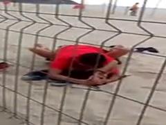 Caught Fucking Rio 2016