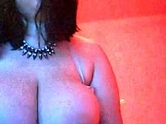 Arousing Amateur Floozy With Large Boobs
