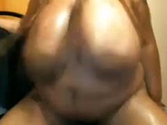 Intoxicating Ebony BBW Woman