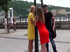 Big ass slave whipped in public