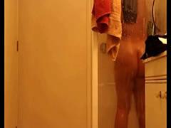 I spy on my chubby step sister