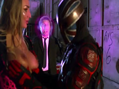 A naughty porn parody series of horny Super Heroes