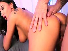 Hot pornstar blowjob with cumshot