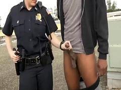 Big natural breasts milf hd and fake taxi uk police woman Break-In Att