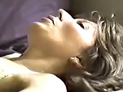 Nympho orgasmic MILF loves fuck and final swallow