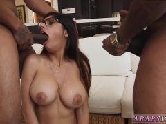 French arab girl anal My Big Black Threesome