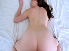 Autumn and stepbro moans as they enjoy fucking each other