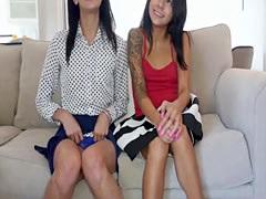 Eden Sin making her man hot for her wet juicy clit