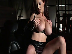 Solo cutie fingers her wet pussy