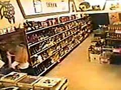 Spycam Captures Nude Girl In Store