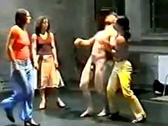 Cfnm Dance
