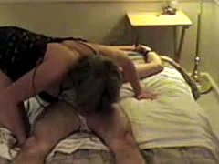 Tied To The Bed Letting My Beautiful Wife Torture