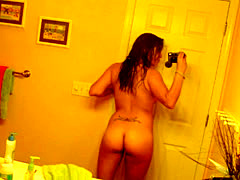 Hot Asian Chick Self Taken Nude Pics