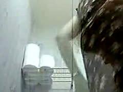 Spycam Records Girl Pissing
