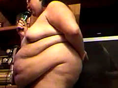 Alma Smego Naked Lard Ass Makes Fool Out Of Hersel