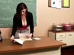Sara Jay - My First Teacher Sex