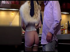 Melissa and Rob enjoy a fantasy of being with another couple