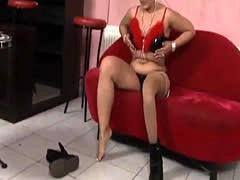 LATOYA: Amputated Babe Loves Having Sexy Lesbo Action