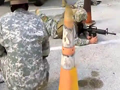 Military foot gays Explosions, failure, and punishment